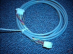 TRAFFIC ADVISOR CABLE WITH PLUGS FOR WHELEN TA UNITS