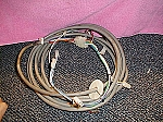 WHELEN 8 HEAD TRAFFIC ADVISOR CABLE AND HARNESS