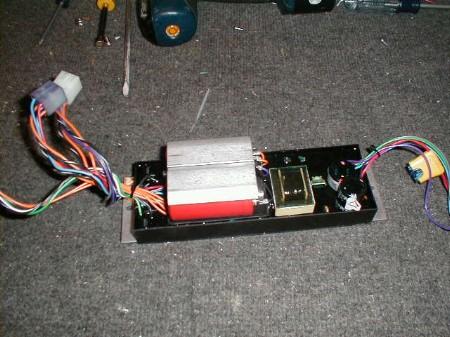 EB6 6 Strobe Power Supply