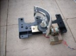 CENTER ROTATOR ASSEMBLY FOR FEDERAL SIGNAL OR VISTA - USED